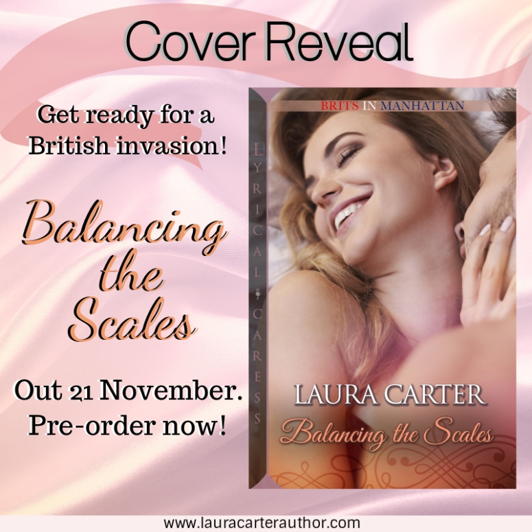 Balancing the Scales cover reveal