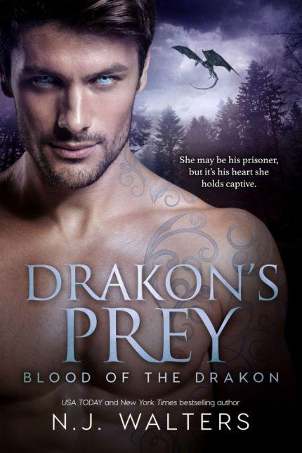 Drakon's Prey #2 Cover