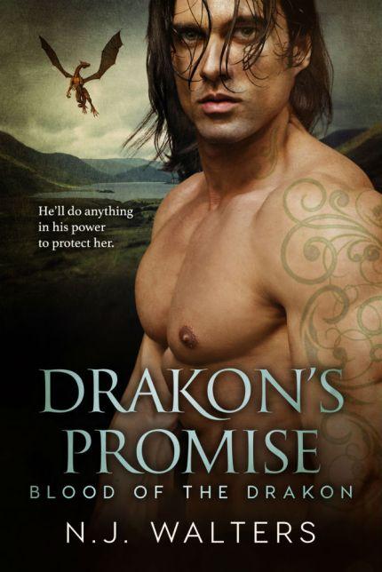 Drakon's Promise #1 Cover