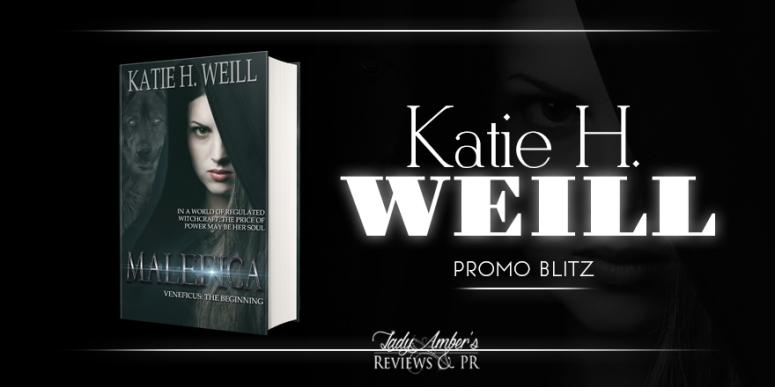 Malefica by Katie H. Weill - PROMO BLITZ (1)
