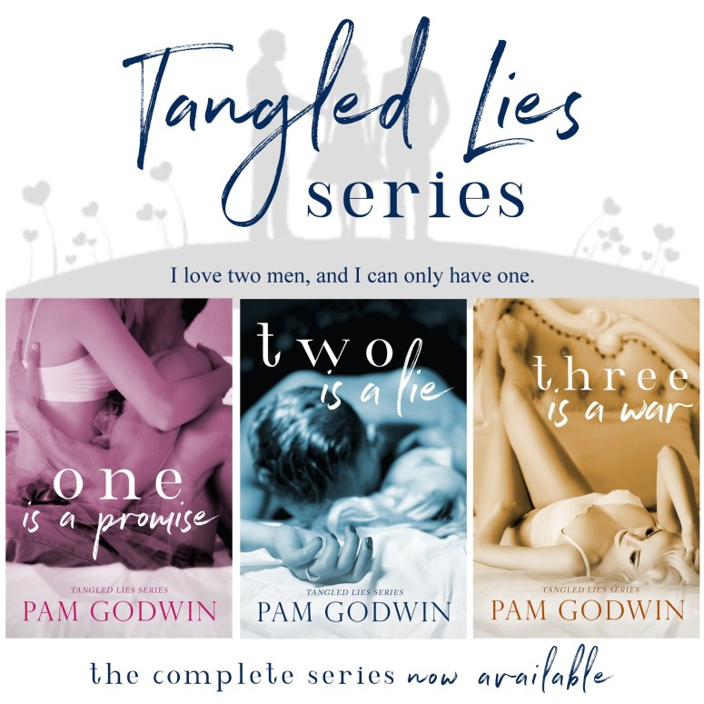 Tangled lies series